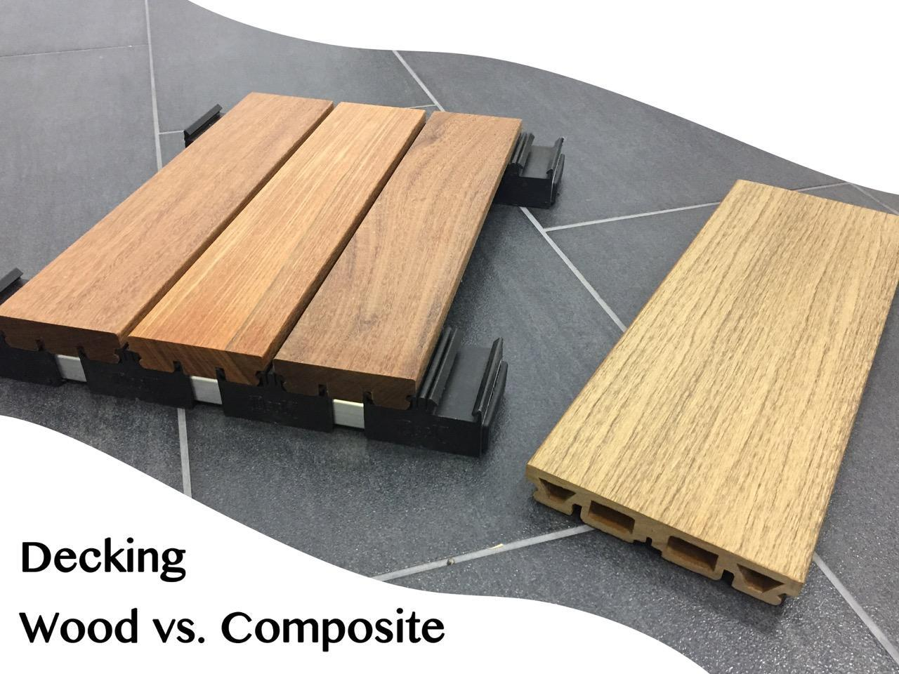 Decking wood vs composite Useful things to know before buying a deck