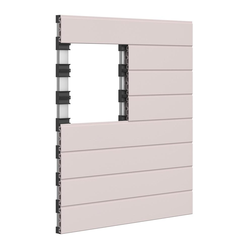 parete cladding 140 IVORY WHITE